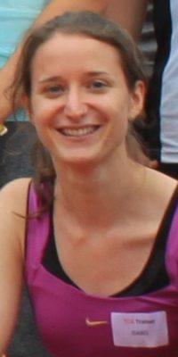 Trainer 2: Isabel Tannert
