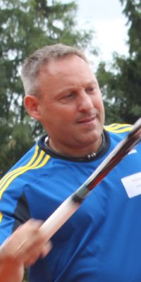Trainer Sandro Aldini